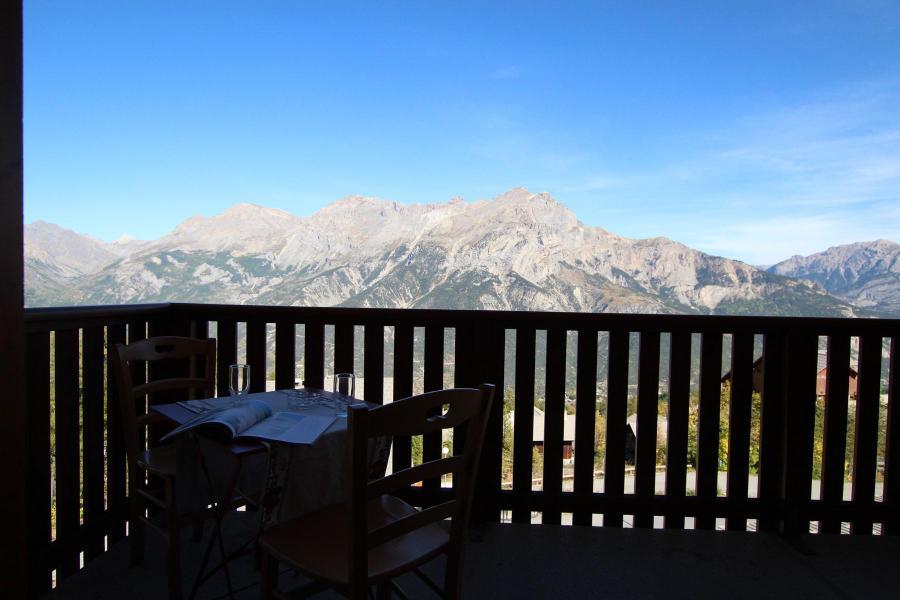 Location au ski Appartement 2 pièces coin montagne 6 personnes (A34) - Résidence des Gentianes - Puy-Saint-Vincent