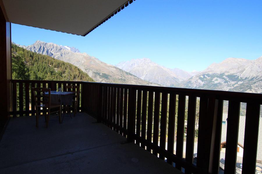 Location au ski Logement 2 pièces 6 personnes (PYGENTA34) - Résidence des Gentianes - Puy-Saint-Vincent