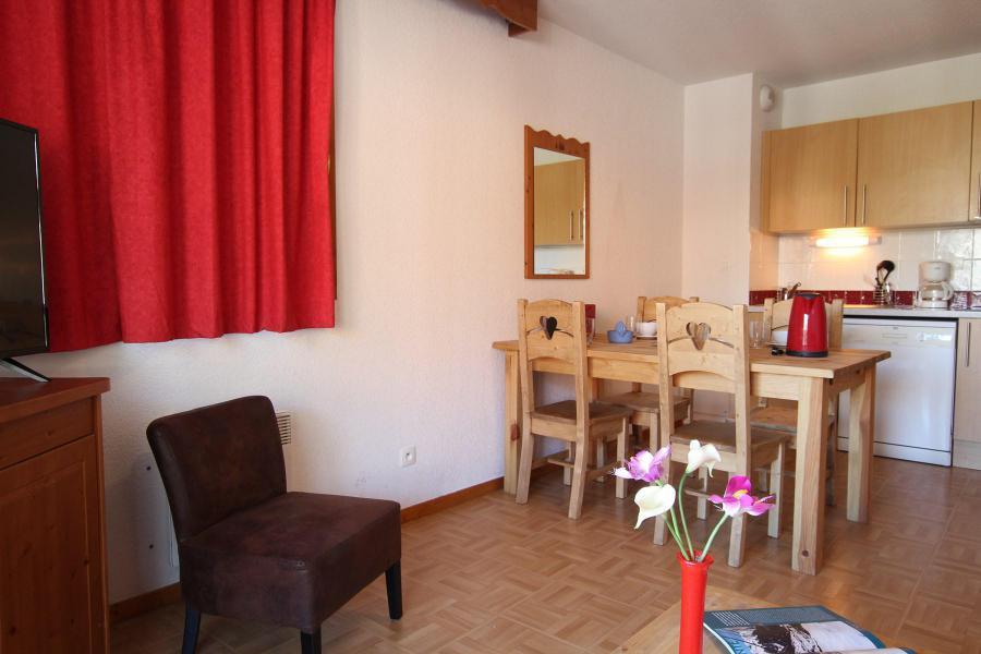 Location au ski Appartement 2 pièces cabine 6 personnes (C1) - Résidence des Gentianes - Puy-Saint-Vincent