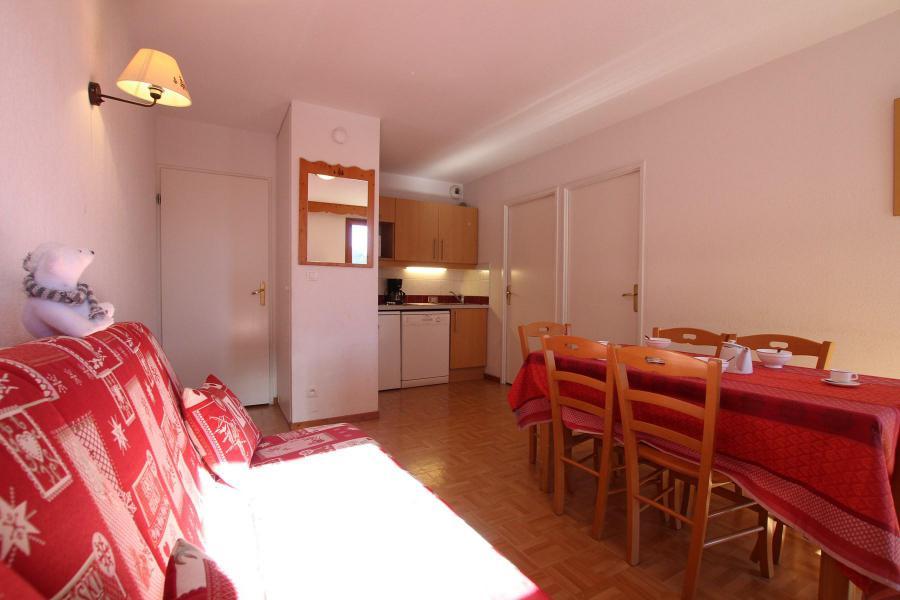 Location au ski Appartement 2 pièces coin montagne 6 personnes (B26) - Résidence des Gentianes - Puy-Saint-Vincent