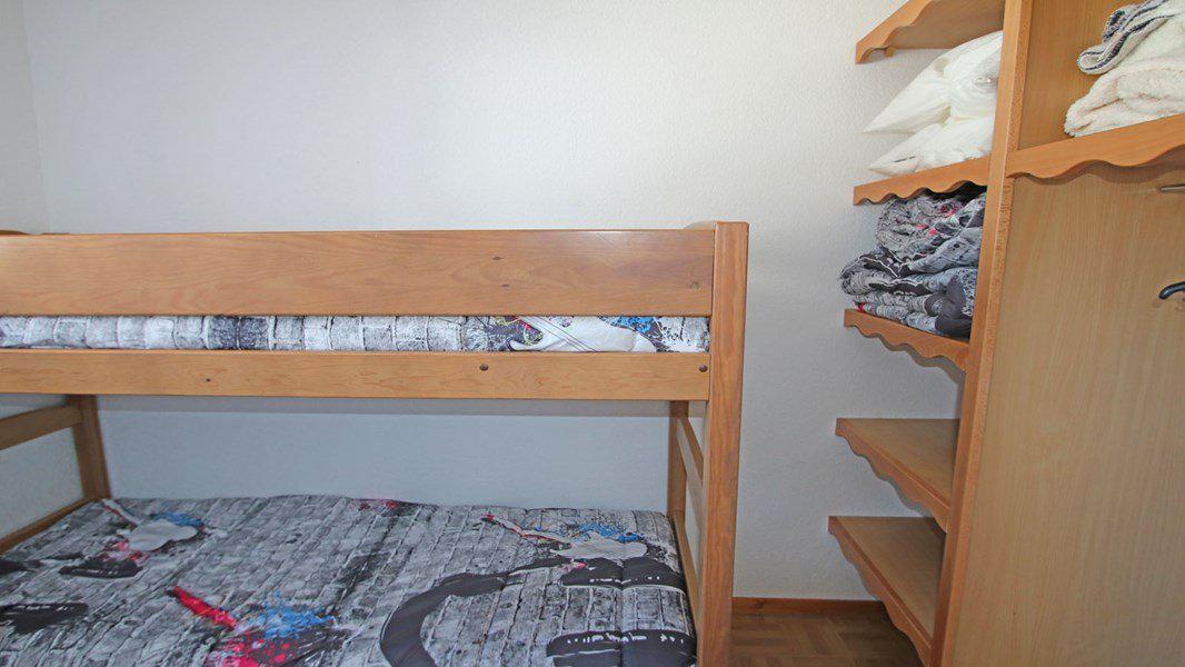 Location au ski Appartement 2 pièces 4 personnes (C27) - Résidence Gentianes - Puy-Saint-Vincent - Lits superposés