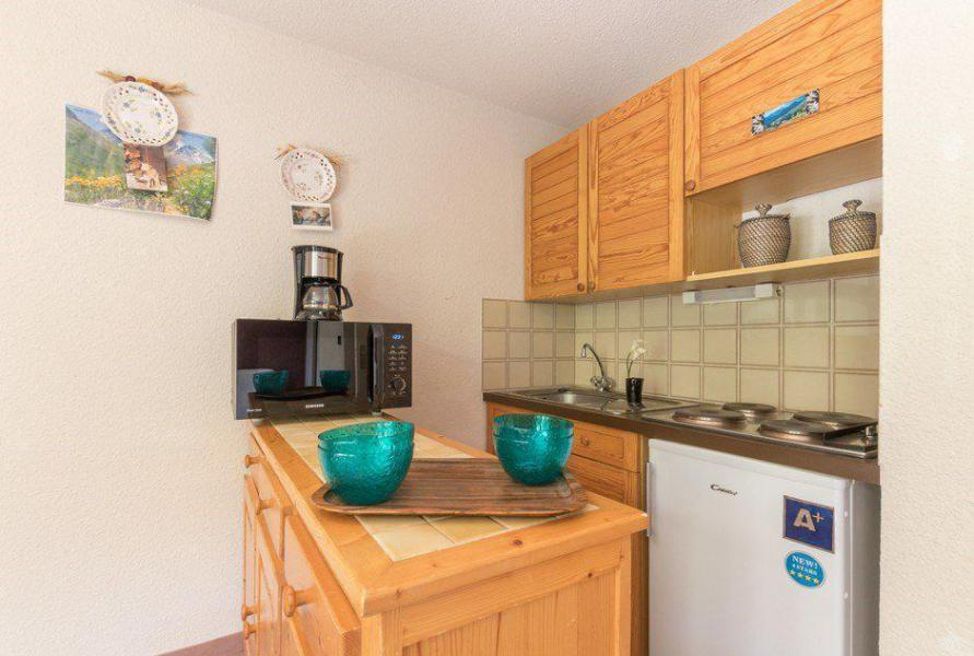 Location au ski Appartement 2 pièces 5 personnes (311) - Résidence l'Orée du Bois - Puy-Saint-Vincent - Kitchenette