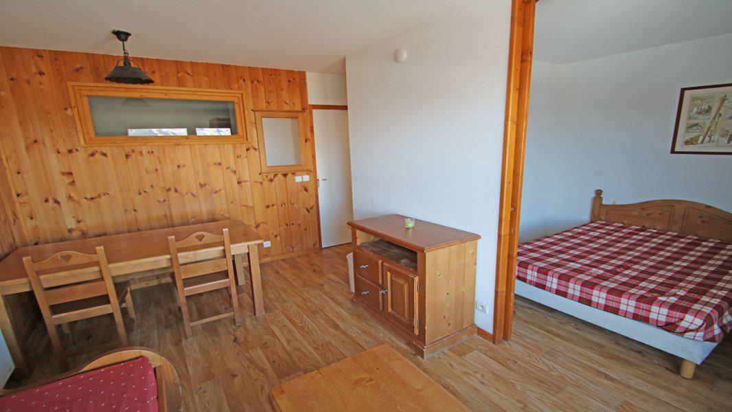 Location au ski Appartement 3 pièces 6 personnes (004) - Résidence La Dame Blanche - Puy-Saint-Vincent - Table