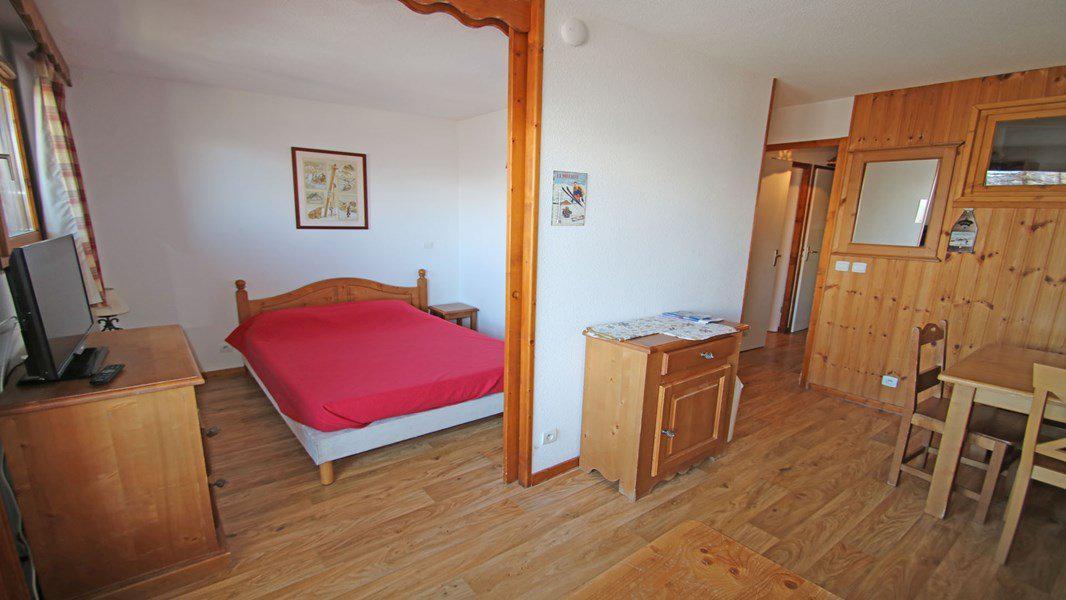 Location au ski Appartement 3 pièces 6 personnes (122) - Résidence La Dame Blanche - Puy-Saint-Vincent - Chambre