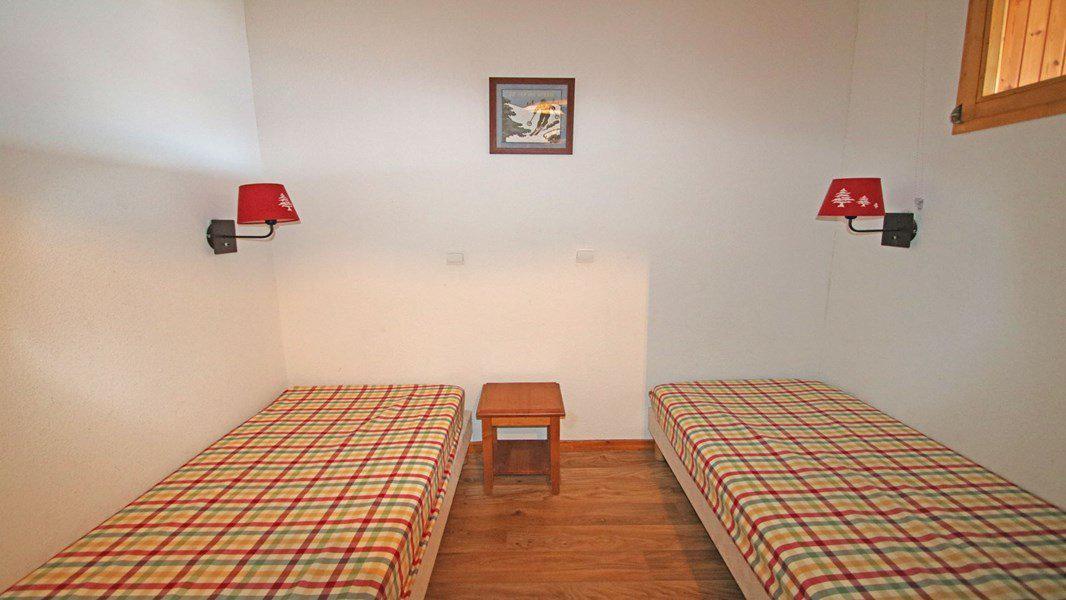 Location au ski Appartement 3 pièces 6 personnes (122) - Résidence La Dame Blanche - Puy-Saint-Vincent - Lit simple