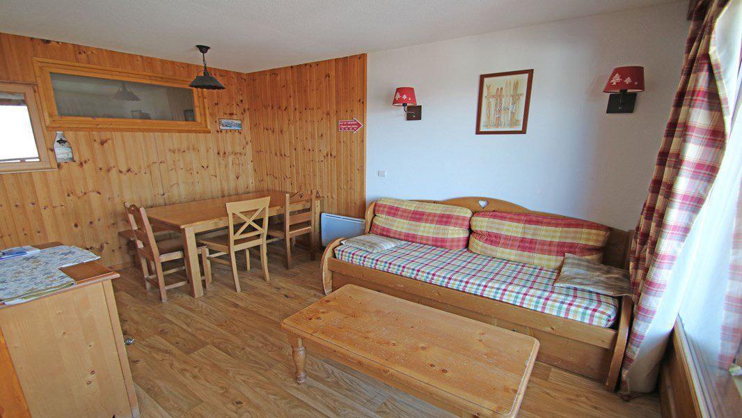 Location au ski Appartement 3 pièces 6 personnes (122) - Résidence La Dame Blanche - Puy-Saint-Vincent - Séjour