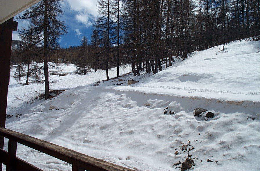 Location au ski Studio coin montagne 4 personnes (210) - Résidence le Sérac - Puy-Saint-Vincent