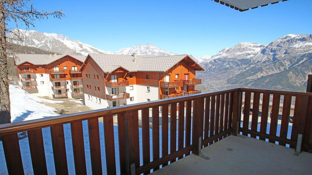 Location au ski Logement 0 pièces 4 personnes (GEC27) - Résidence Les Gentianes - Puy-Saint-Vincent