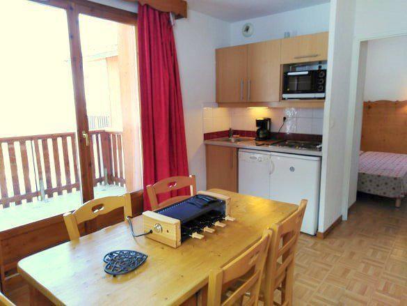 Location au ski Appartement 3 pièces 6 personnes (A42) - Résidence Les Gentianes - Puy-Saint-Vincent - Séjour
