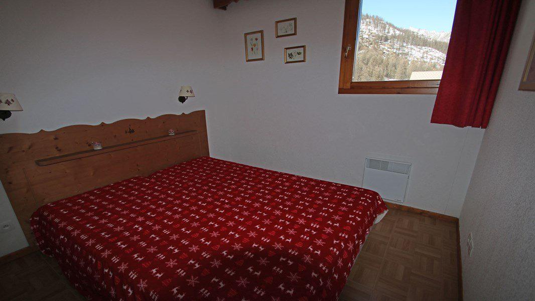 Location au ski Appartement 3 pièces 6 personnes (C35) - Résidence Les Gentianes - Puy-Saint-Vincent - Chambre