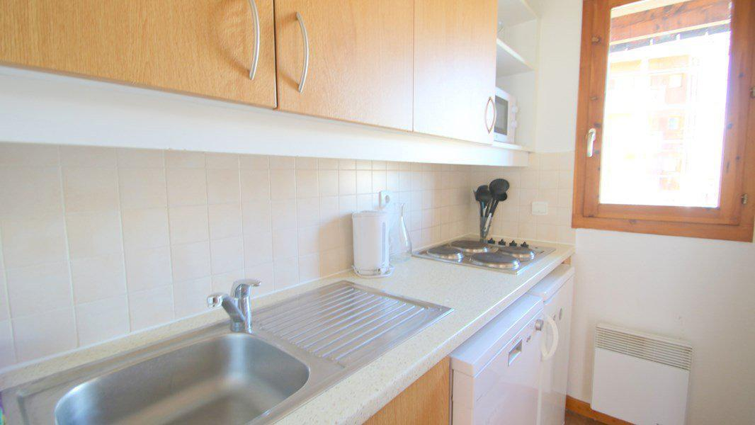 Rent in ski resort 3 room duplex apartment 7 people (CH20) - Résidence Parc aux Etoiles - Puy-Saint-Vincent - Kitchenette