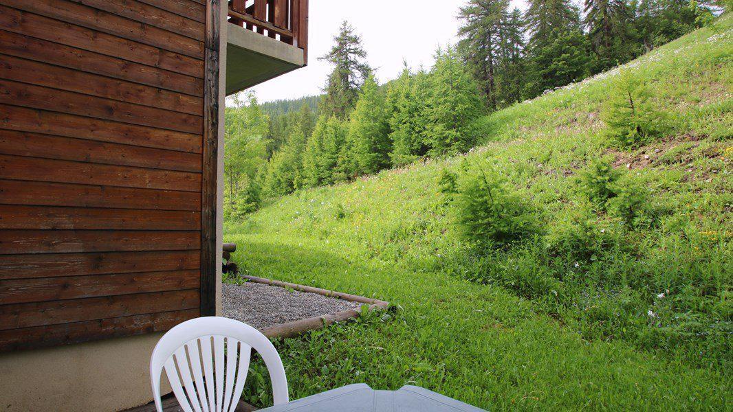 Location au ski Appartement triplex 5 pièces 8 personnes (CH33) - Résidence Parc aux Etoiles - Puy-Saint-Vincent - Extérieur hiver
