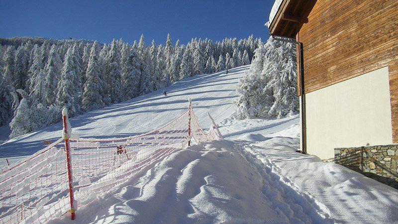 Location au ski Appartement 3 pièces 4 personnes (A104) - Résidence Parc aux Etoiles - Puy-Saint-Vincent - Extérieur hiver