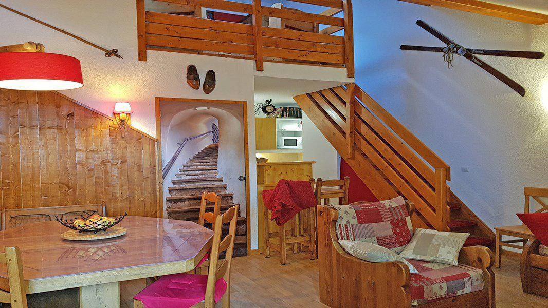 Location au ski Appartement duplex 3 pièces 6 personnes (B204) - Résidence Parc aux Etoiles - Puy-Saint-Vincent