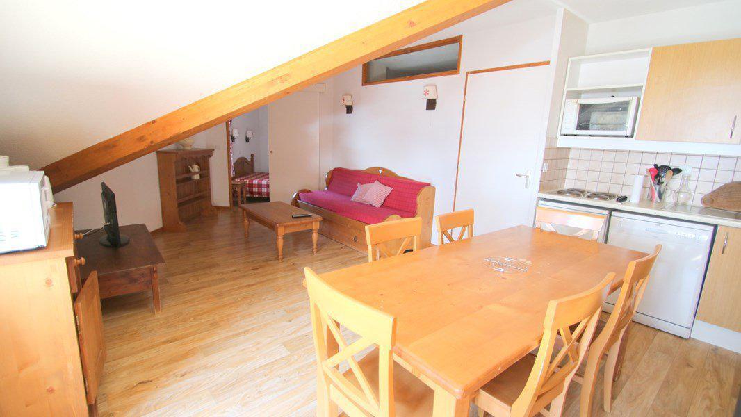 Location au ski Appartement 3 pièces 6 personnes (C503) - Résidence Parc aux Etoiles - Puy-Saint-Vincent