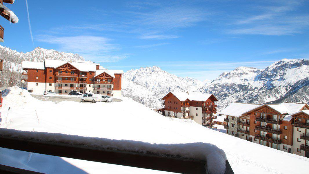Location au ski Appartement 3 pièces 6 personnes (C213) - Résidence Parc aux Etoiles - Puy-Saint-Vincent