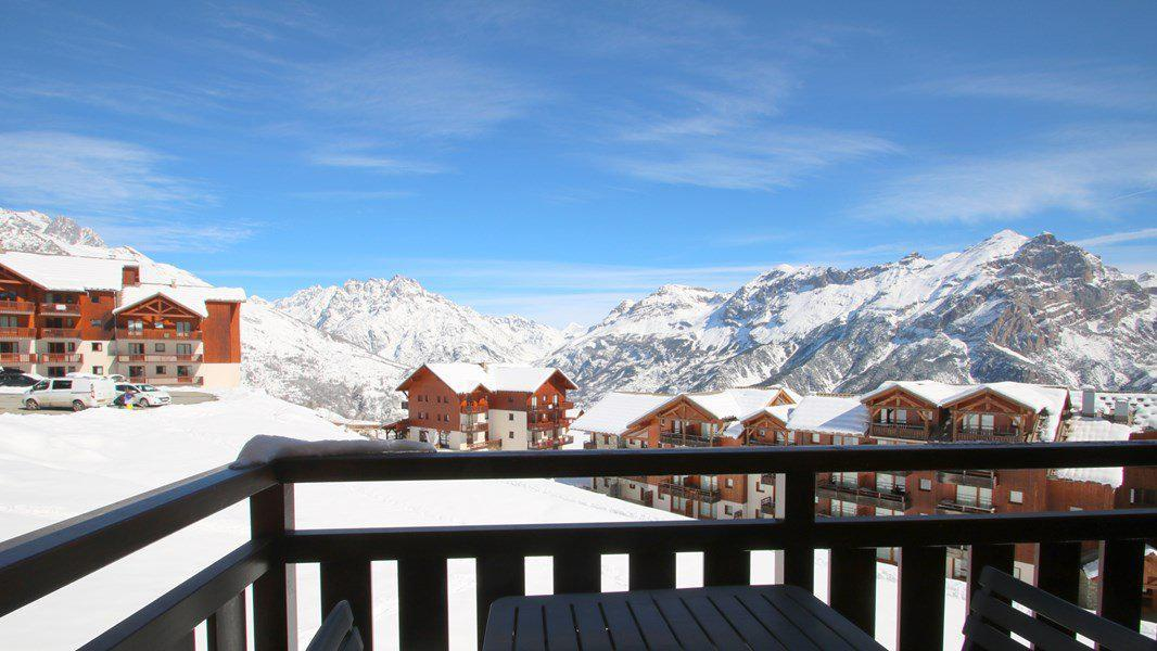 Location au ski Appartement 2 pièces 4 personnes (C212) - Résidence Parc aux Etoiles - Puy-Saint-Vincent