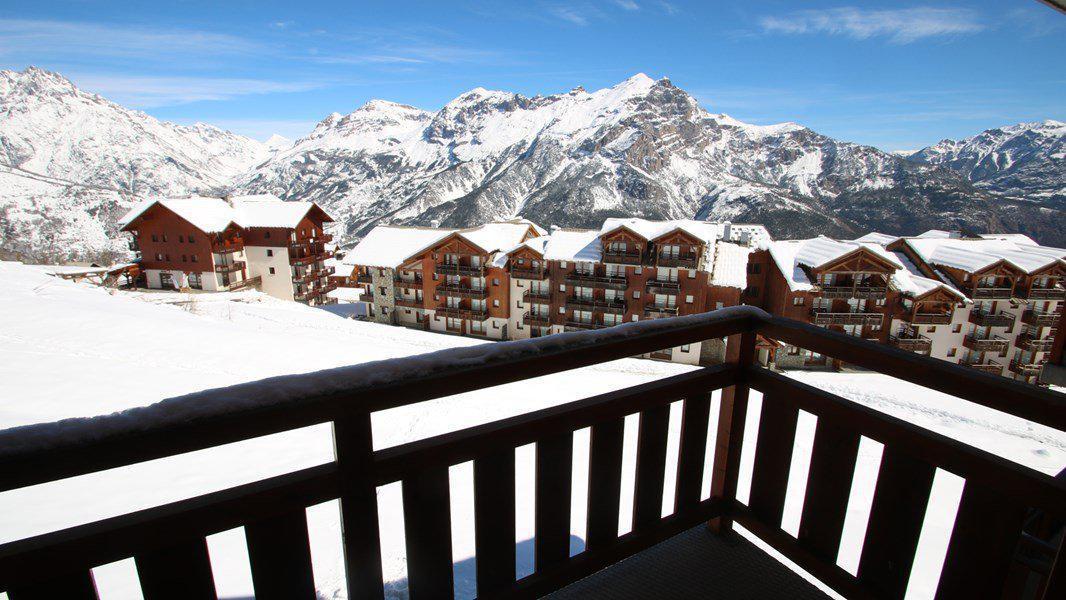 Location au ski Appartement 3 pièces 6 personnes (C313) - Résidence Parc aux Etoiles - Puy-Saint-Vincent