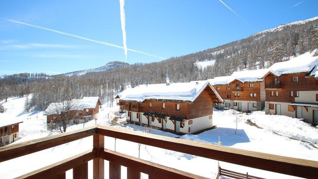 Location au ski Appartement 4 pièces 7 personnes (C306) - Résidence Parc aux Etoiles - Puy-Saint-Vincent