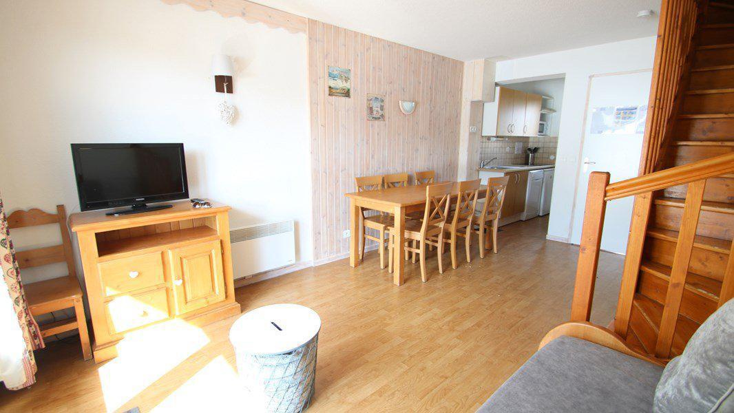 Location au ski Appartement duplex 3 pièces 7 personnes (CH12) - Résidence Parc aux Etoiles - Puy-Saint-Vincent