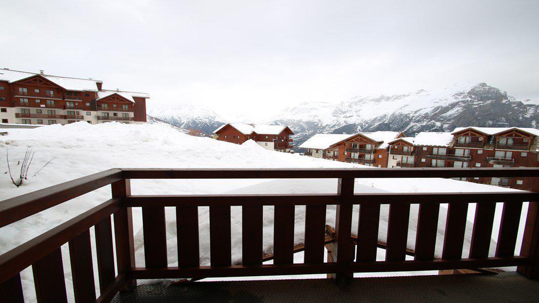 Location au ski Appartement 3 pièces 6 personnes (C108) - Résidence Parc aux Etoiles - Puy-Saint-Vincent