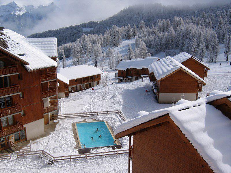 Location au ski Appartement 2 pièces 4 personnes (C411) - Résidence Parc aux Etoiles - Puy-Saint-Vincent