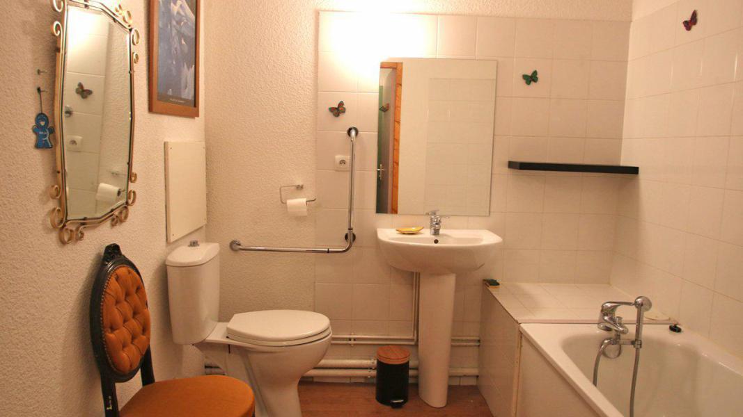 Location au ski Appartement 2 pièces 4 personnes (A204) - Résidence Parc aux Etoiles - Puy-Saint-Vincent - Baignoire