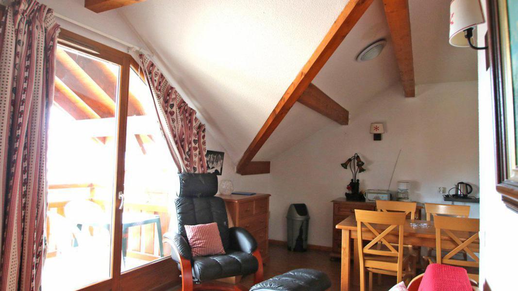 Location au ski Appartement 2 pièces 4 personnes (A204) - Résidence Parc aux Etoiles - Puy-Saint-Vincent - Table