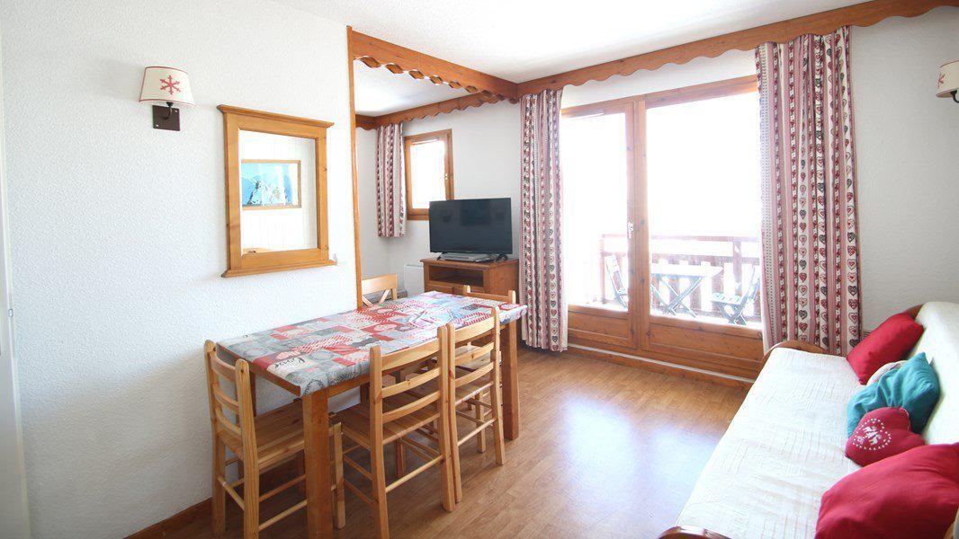 Location au ski Appartement 2 pièces 4 personnes (C212) - Résidence Parc aux Etoiles - Puy-Saint-Vincent - Table
