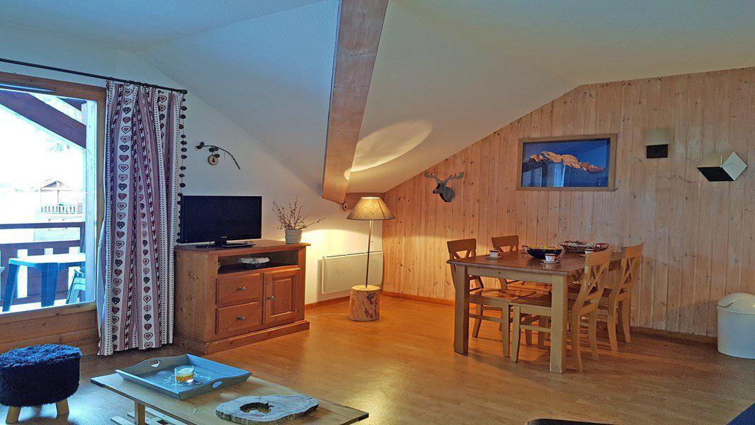 Location au ski Appartement 2 pièces 4 personnes (C408) - Résidence Parc aux Etoiles - Puy-Saint-Vincent - Banquette-lit