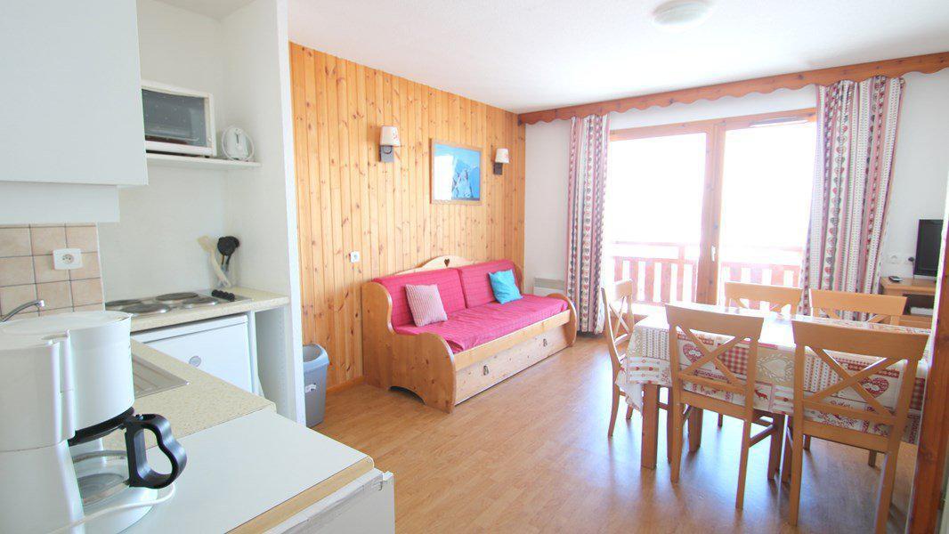 Location au ski Appartement 3 pièces 4 personnes (C311) - Résidence Parc aux Etoiles - Puy-Saint-Vincent - Séjour