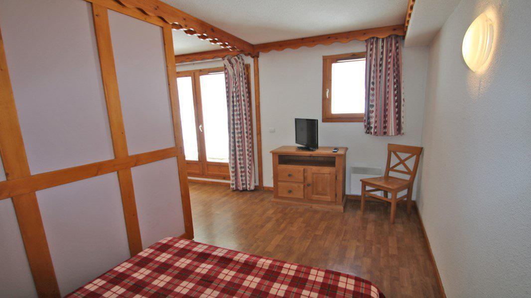 Location au ski Appartement 3 pièces 6 personnes (A008) - Résidence Parc aux Etoiles - Puy-Saint-Vincent - Cabine