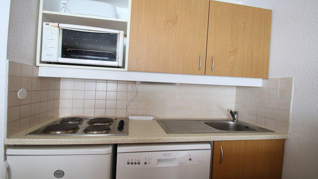 Location au ski Appartement 3 pièces 6 personnes (A108) - Résidence Parc aux Etoiles - Puy-Saint-Vincent - Séjour