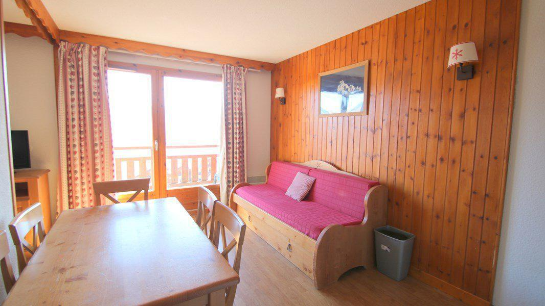 Location au ski Appartement 3 pièces 6 personnes (A201) - Résidence Parc aux Etoiles - Puy-Saint-Vincent - Séjour