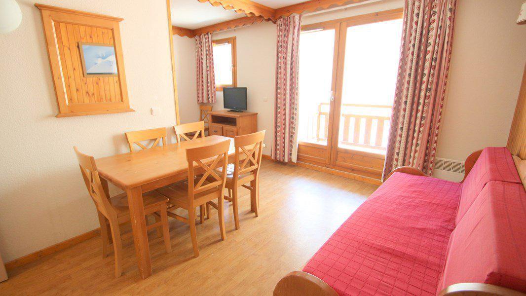 Location au ski Appartement 3 pièces 6 personnes (A209) - Résidence Parc aux Etoiles - Puy-Saint-Vincent - Séjour