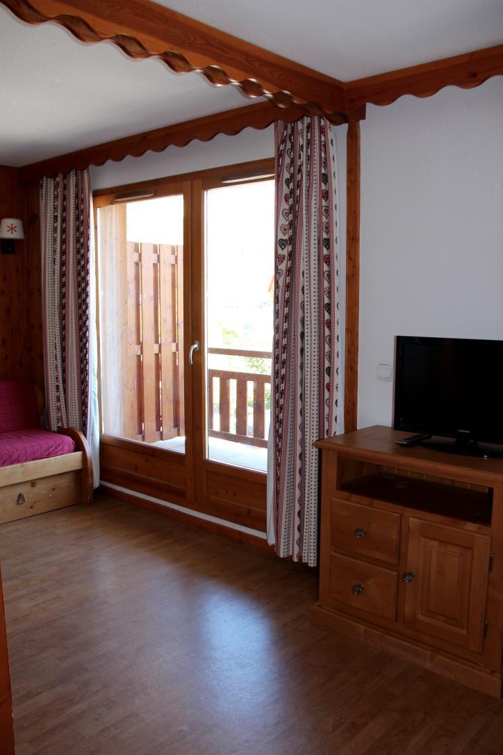 Location au ski Appartement 3 pièces 6 personnes (B101) - Résidence Parc aux Etoiles - Puy-Saint-Vincent - Cabine