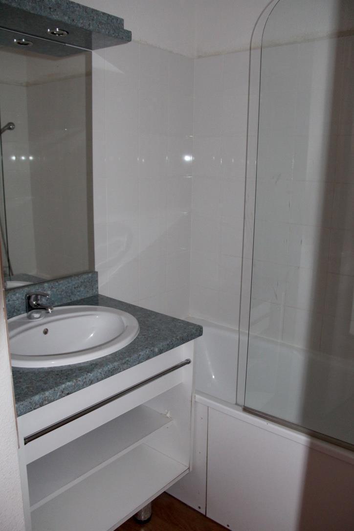 Location au ski Appartement 3 pièces 6 personnes (B101) - Résidence Parc aux Etoiles - Puy-Saint-Vincent - Salle de bains