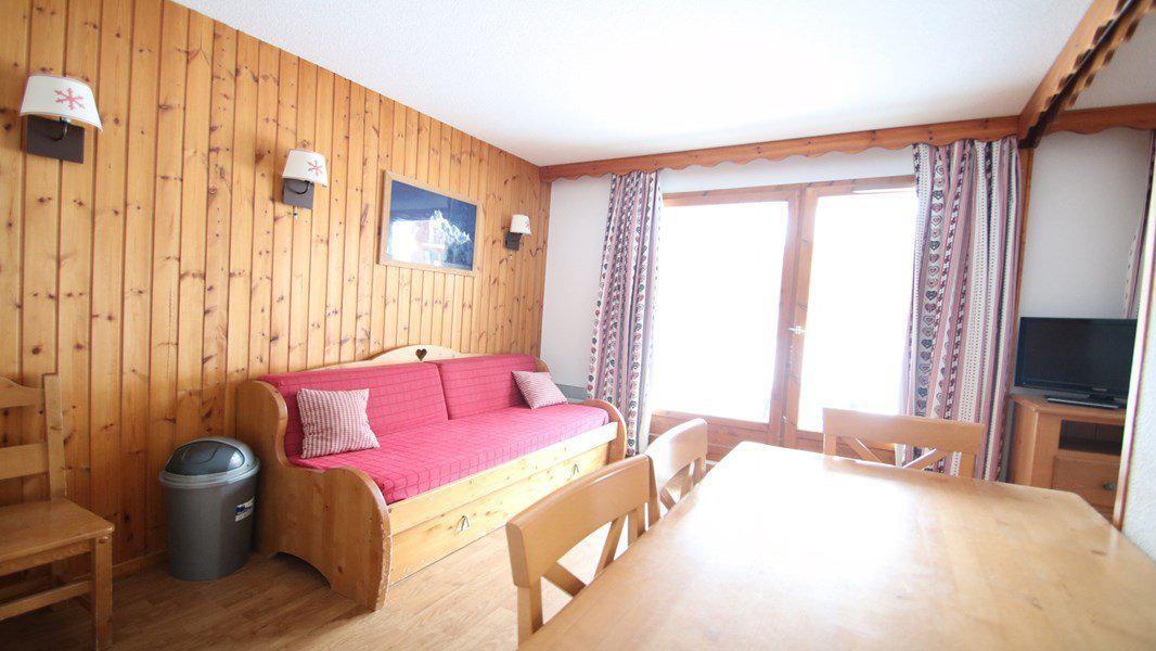 Location au ski Appartement 3 pièces 6 personnes (C101) - Résidence Parc aux Etoiles - Puy-Saint-Vincent - Séjour