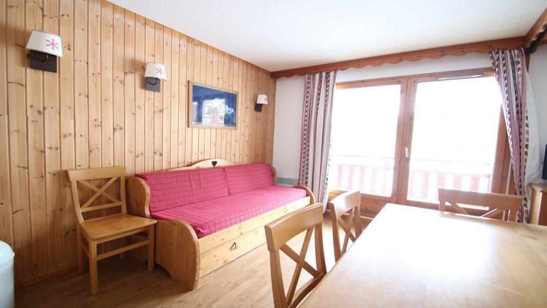 Location au ski Appartement 3 pièces 6 personnes (C103) - Résidence Parc aux Etoiles - Puy-Saint-Vincent - Séjour