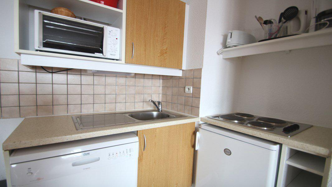 Location au ski Appartement 3 pièces 6 personnes (C105) - Résidence Parc aux Etoiles - Puy-Saint-Vincent - Cabine