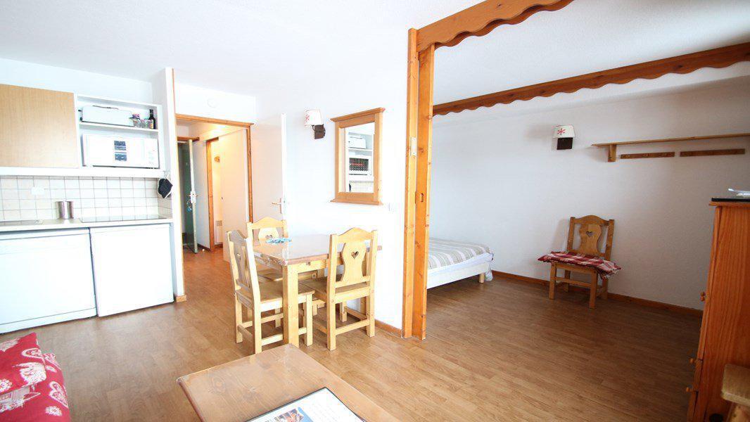 Location au ski Appartement 3 pièces 6 personnes (C108) - Résidence Parc aux Etoiles - Puy-Saint-Vincent - Kitchenette