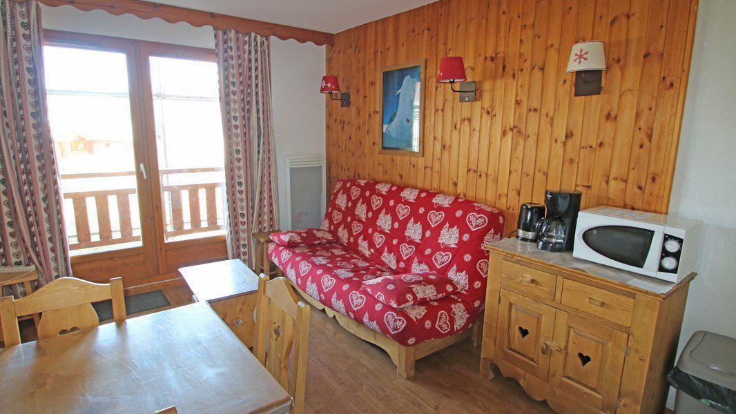 Location au ski Appartement 3 pièces 6 personnes (C108) - Résidence Parc aux Etoiles - Puy-Saint-Vincent - Séjour