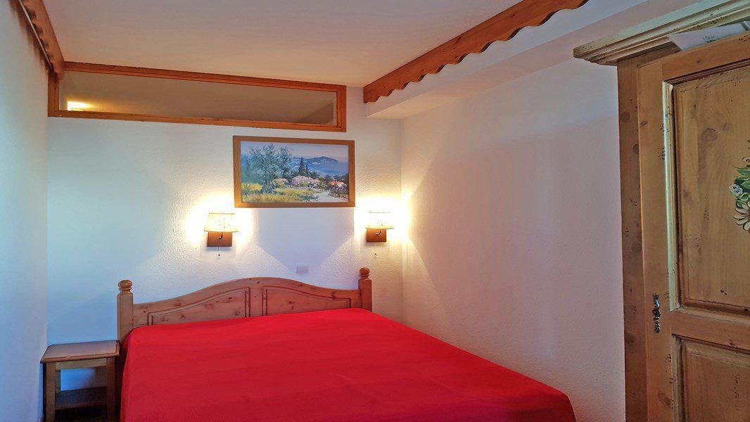 Location au ski Appartement 3 pièces 6 personnes (C201) - Résidence Parc aux Etoiles - Puy-Saint-Vincent - Chambre