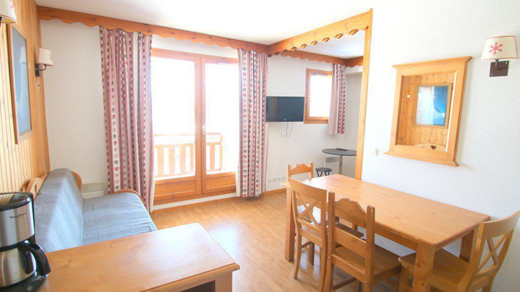 Location au ski Appartement 3 pièces 6 personnes (C202) - Résidence Parc aux Etoiles - Puy-Saint-Vincent - Séjour