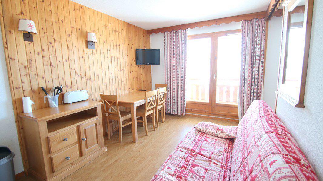 Location au ski Appartement 3 pièces 6 personnes (C302) - Résidence Parc aux Etoiles - Puy-Saint-Vincent - Clic-clac