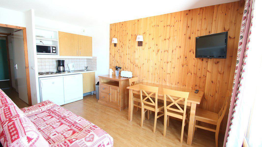 Location au ski Appartement 3 pièces 6 personnes (C302) - Résidence Parc aux Etoiles - Puy-Saint-Vincent - Séjour