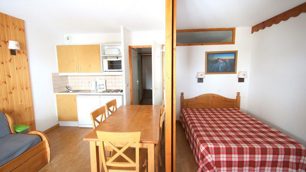 Location au ski Appartement 3 pièces 6 personnes (C305) - Résidence Parc aux Etoiles - Puy-Saint-Vincent - Cabine