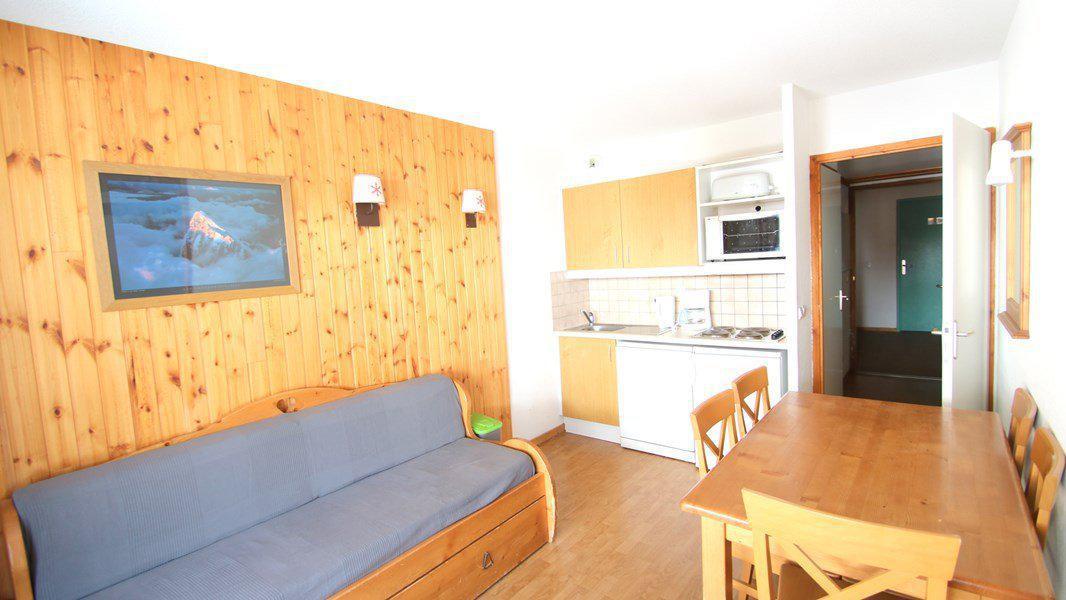 Location au ski Appartement 3 pièces 6 personnes (C305) - Résidence Parc aux Etoiles - Puy-Saint-Vincent - Kitchenette