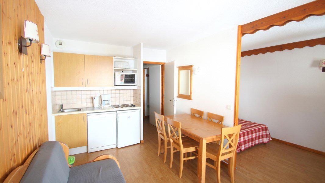 Location au ski Appartement 3 pièces 6 personnes (C305) - Résidence Parc aux Etoiles - Puy-Saint-Vincent - Séjour