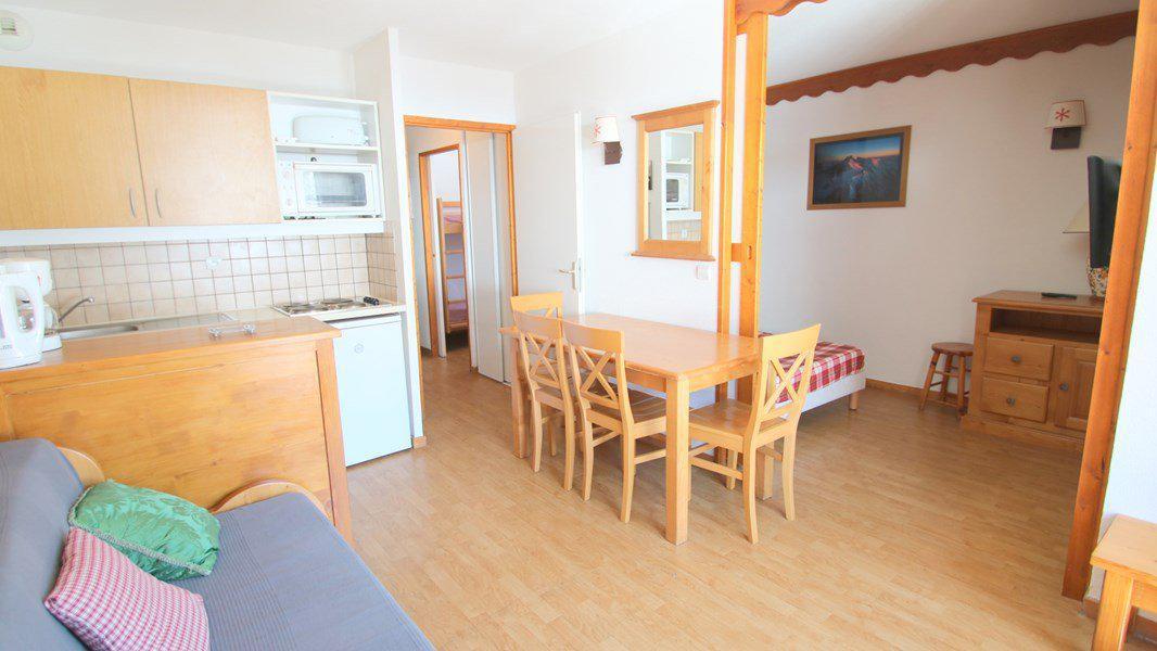 Location au ski Appartement 3 pièces 6 personnes (C310) - Résidence Parc aux Etoiles - Puy-Saint-Vincent - Kitchenette